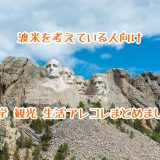 【留学|観光|生活】アメリカのアレコレまとめ