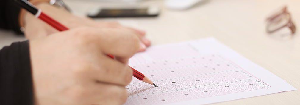 【日本語でも受験可能】筆記テスト