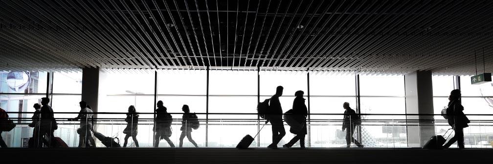 【空港に到着】入国審査 〜 空港を出るまで