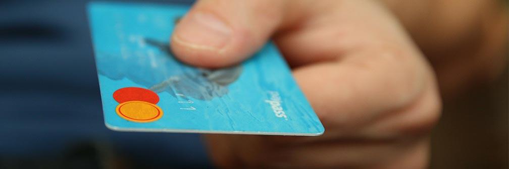 【お会計】『クレジットカードは使えますか?』