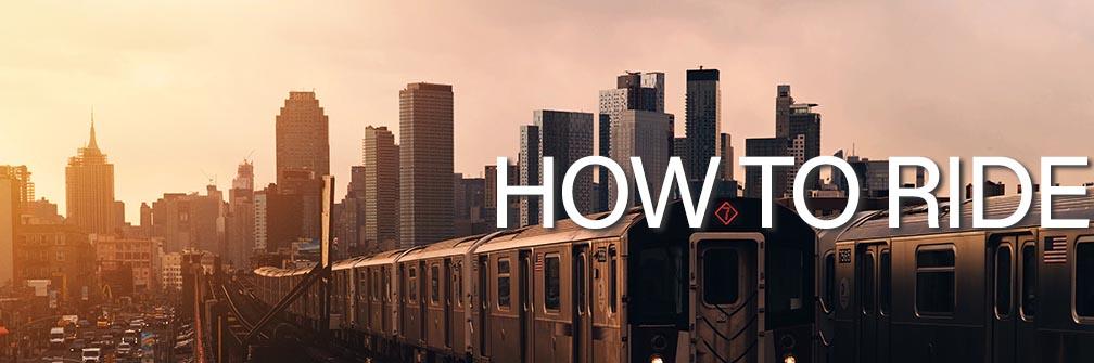 【アムトラックの乗り方】乗車目的・予約方法を解説