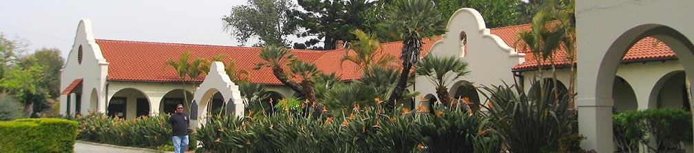 ドミンゲス・ランチョ・アドビ・ミュージアム|Dominguez Rancho Adobe Museum