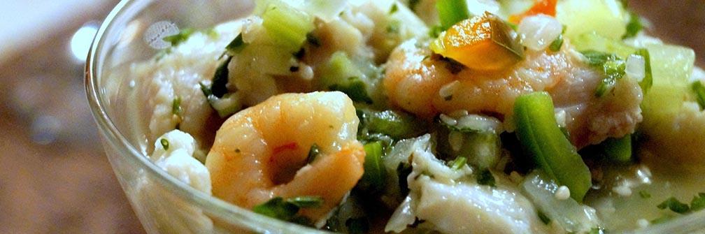 セビーチェ | Ceviche