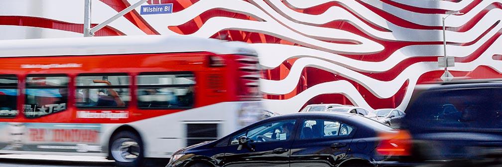 ロサンゼルス中心地でオススメの移動手段