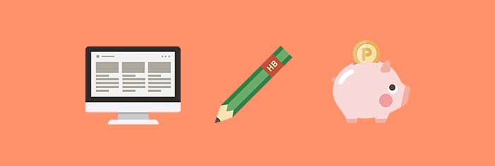 【ブログで稼ぐ手順とは】始める・記事を書く・マネタイズ