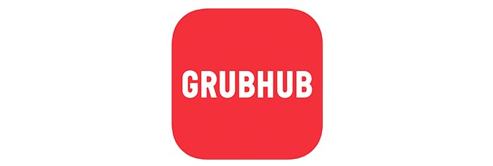 3. Grubhub(グラブハブ)