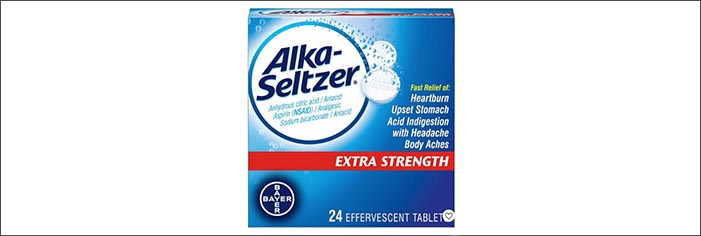 Alka Seltzer(アルカセルツァー)