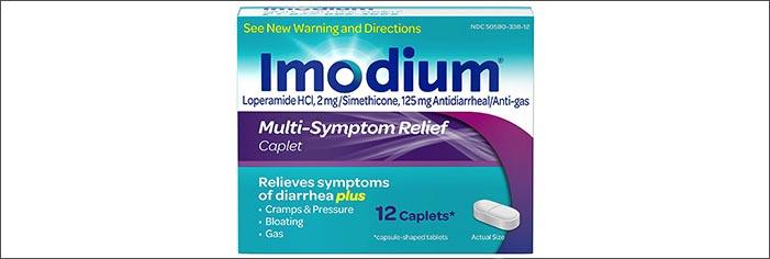 Imodium(イモディアム)