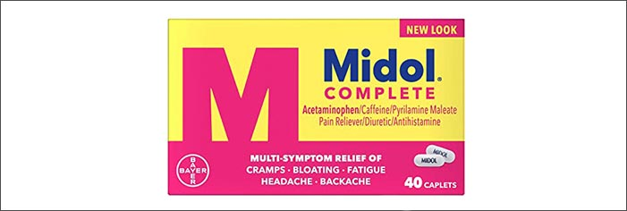 Midol complete(マイドール)