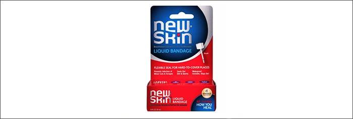 New Skin Liquid Bandage Brush(ニュースキン リキッド バンドエイド)